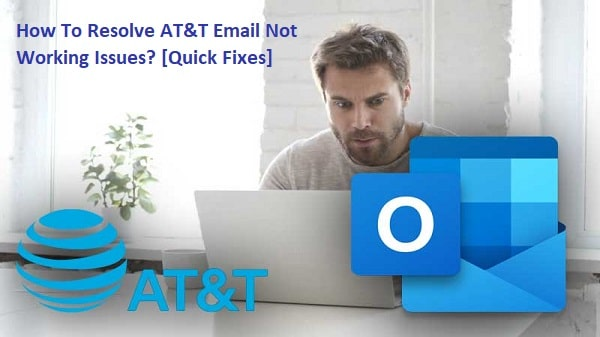 AT&T Email Not Working