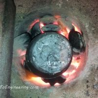 Make an aluminum metal smelter