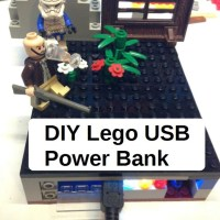 DIY Lego USB Power bank!