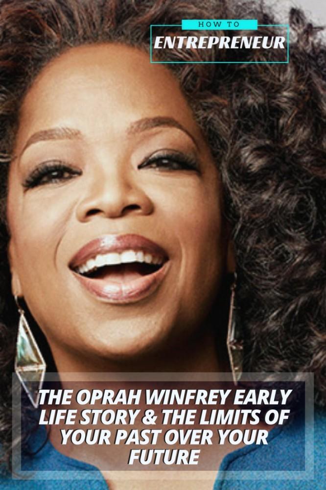 oprah winfrey early life story