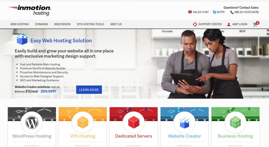 best web hosting companies for small businesses