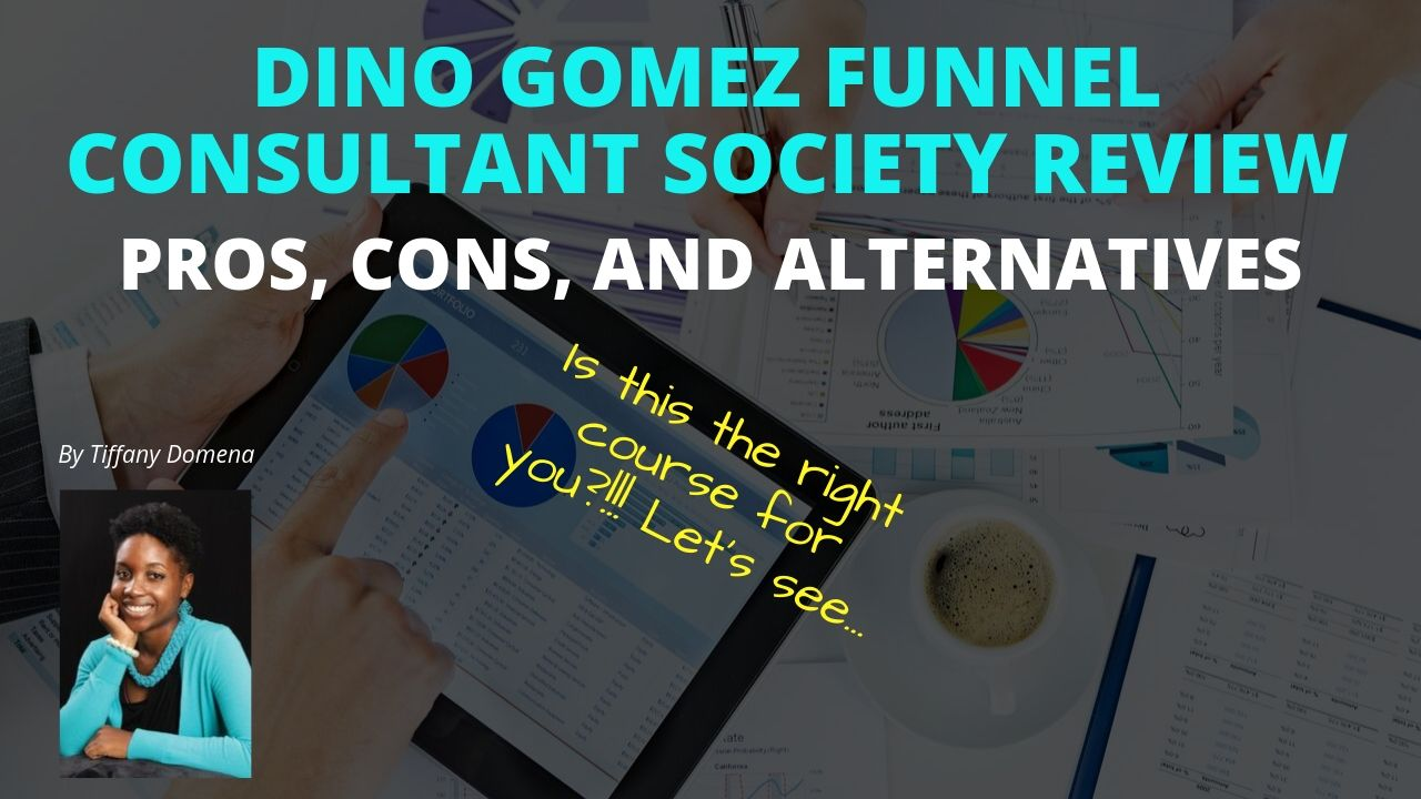 dino gomez funnel consultant society review
