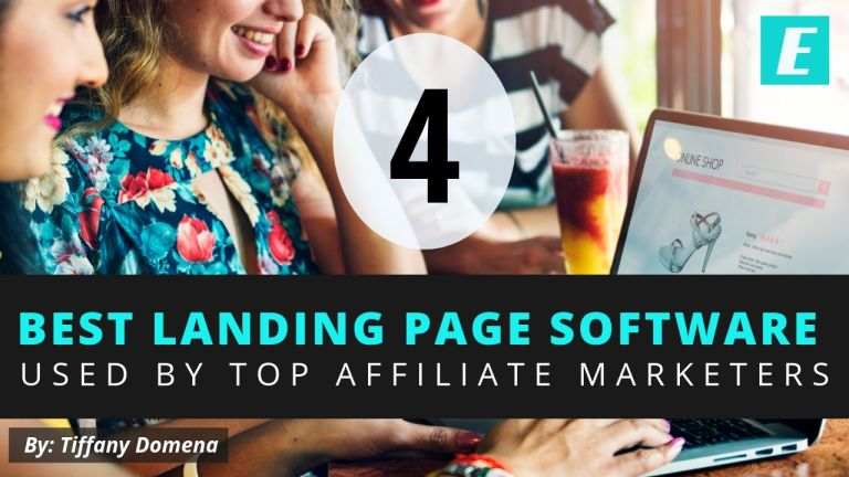 4 Best Landing Page Software for Affiliate Marketers thumbnail