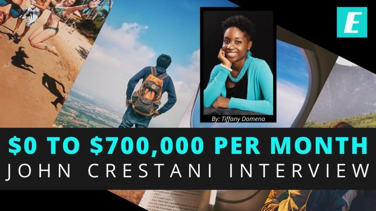 John Crestani Interview: $0 t $700,000/mo with Affiliate Marketing