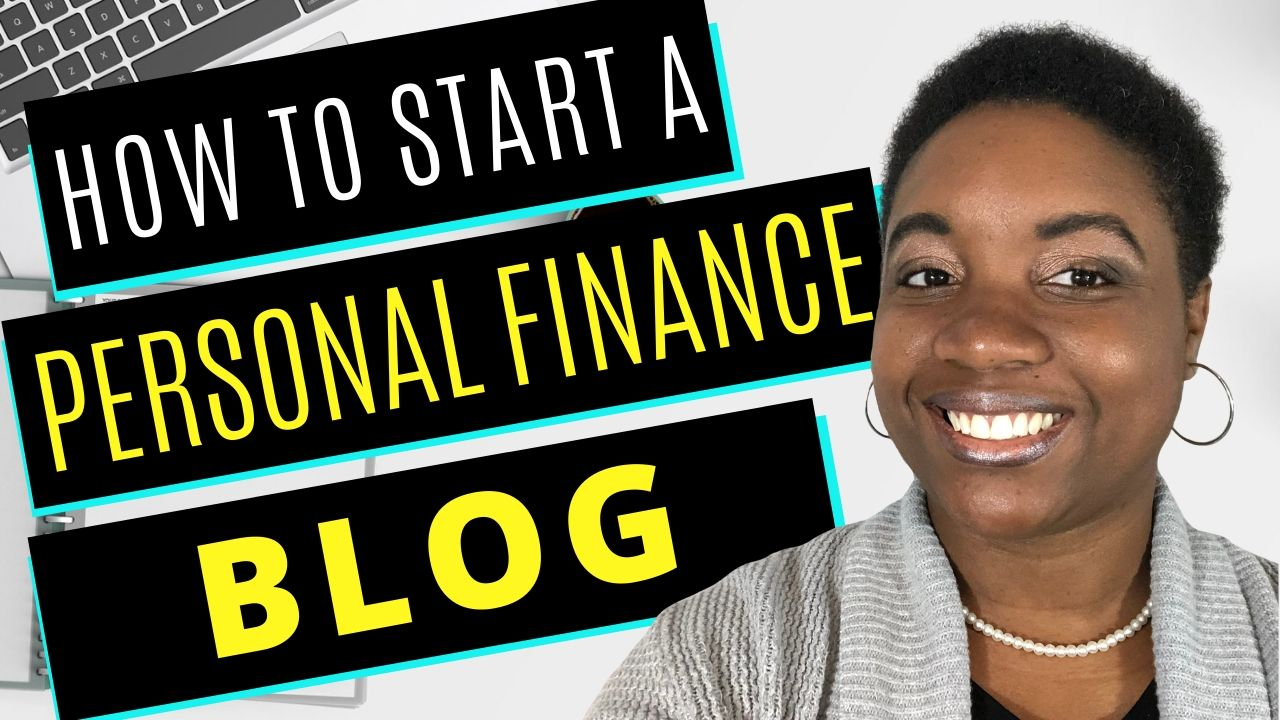 How to Start a Personal Finance Blog - Featured Image
