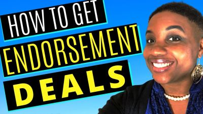 How to Get Endorsement Deals - Featured Image