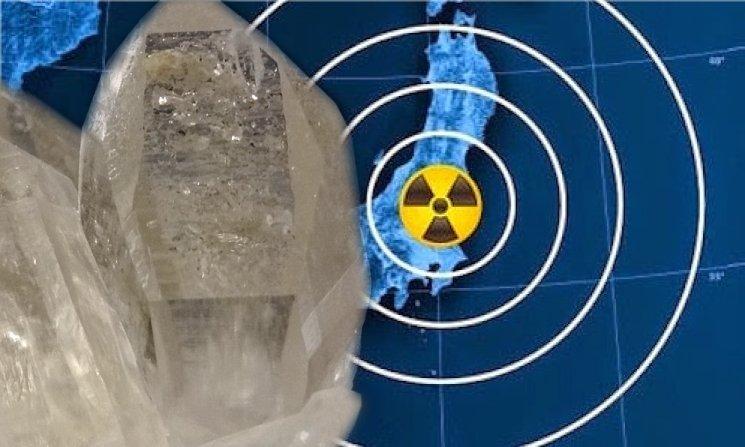 How Crystals Can Heal Fukushima Radiation