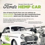 Henry Ford's Suppressed Hemp Car – What We All Should Be Driving