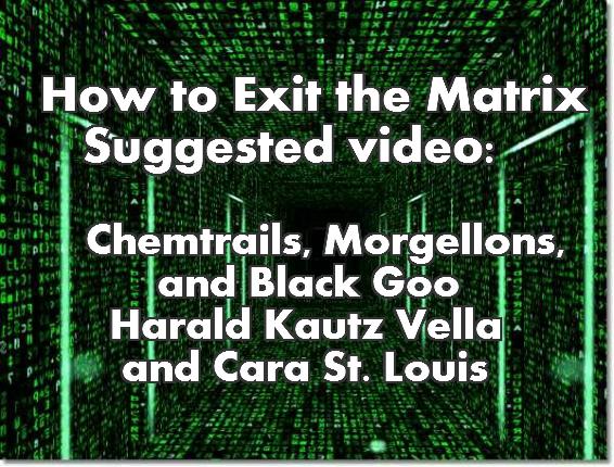 Chemtrails Black Goo