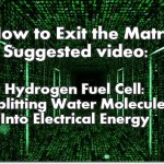 Hydrogen Fuel Cell: Splitting Water Molecules into Electrical Energy