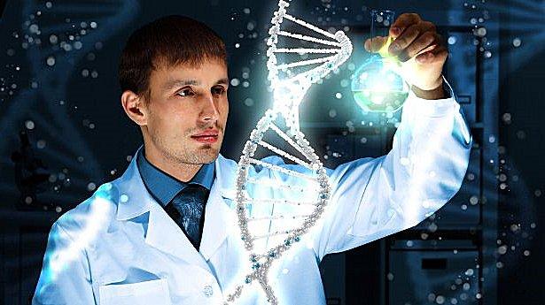 hidden language DNA