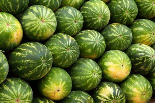 How to find the best watermelon in the supermarket