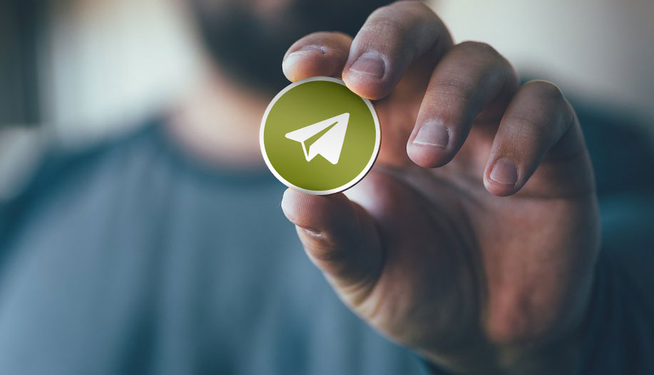 fake telegram