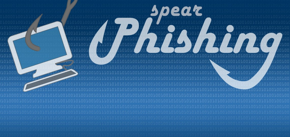 Spear phishing threat to businesses