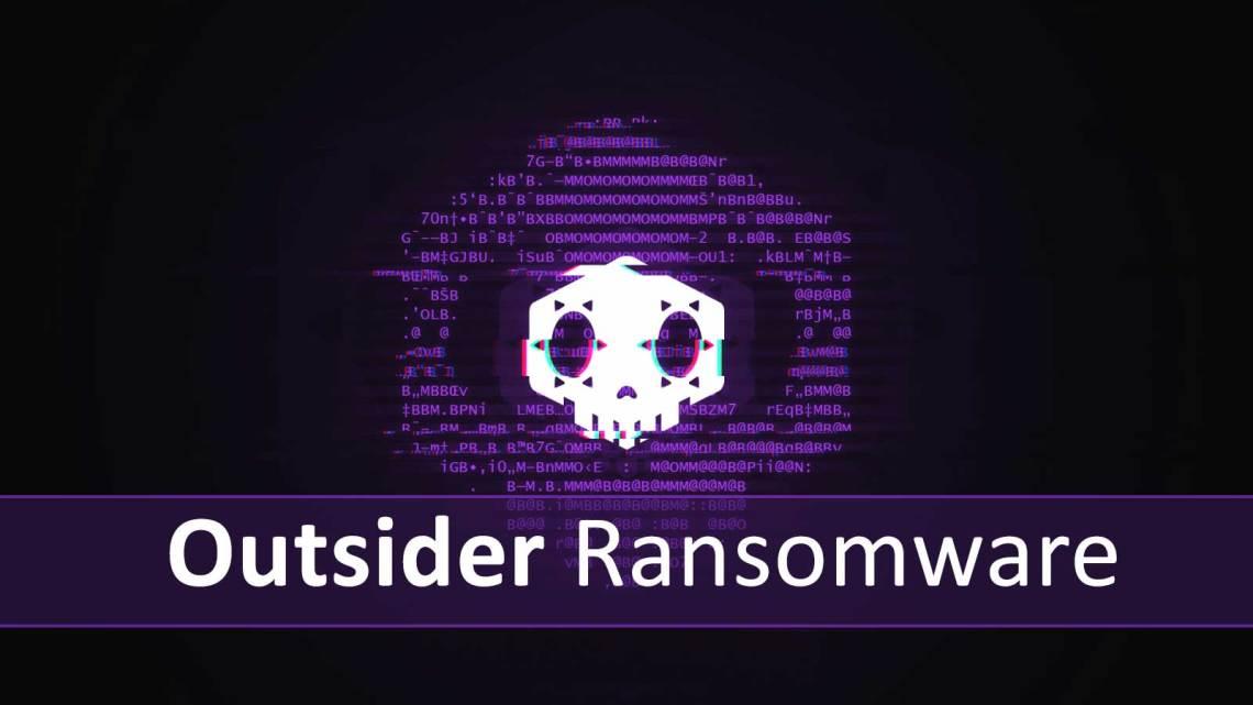 Outsider Ransomware