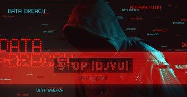 Ransomware STOP/DJVU decryptor