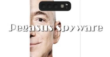Bezos smartphone hacked with Pegasus