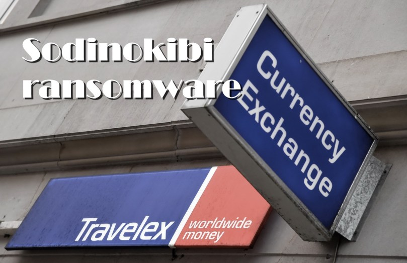 Sodinokibi demand millions from Travelex