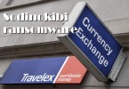 Sodinokibi demand millions from Travelex