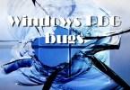 Exploits for bugs in Windows RDG