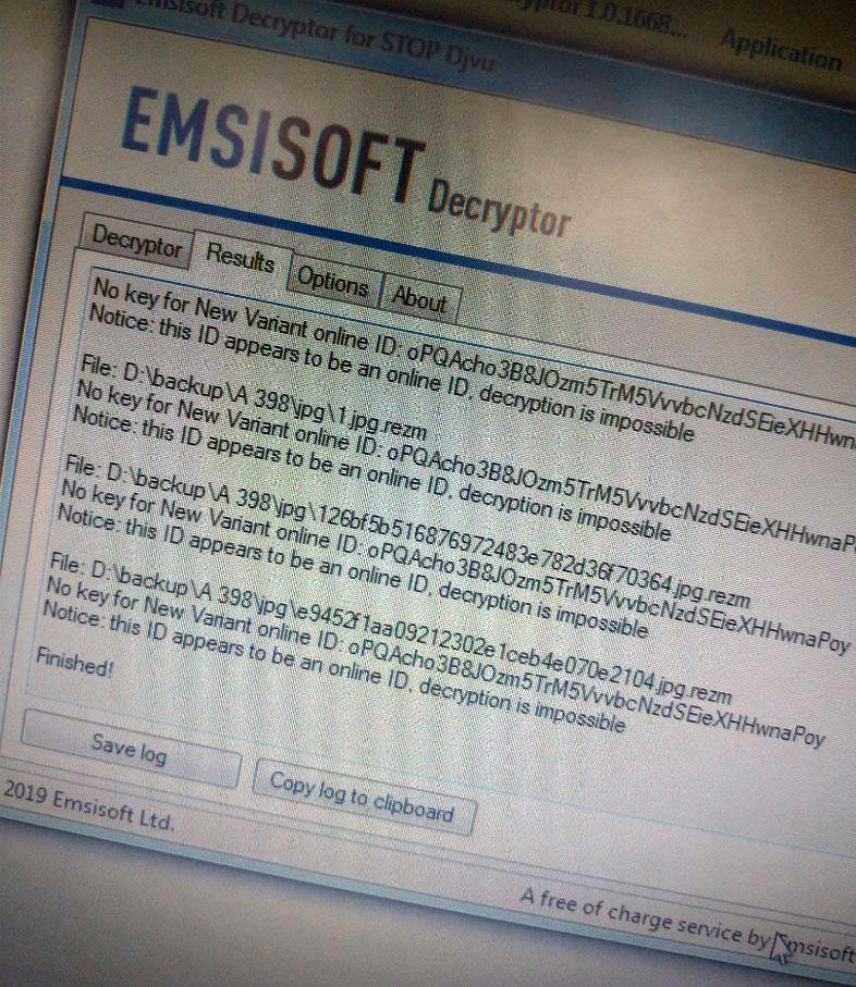 rezm files decrypt
