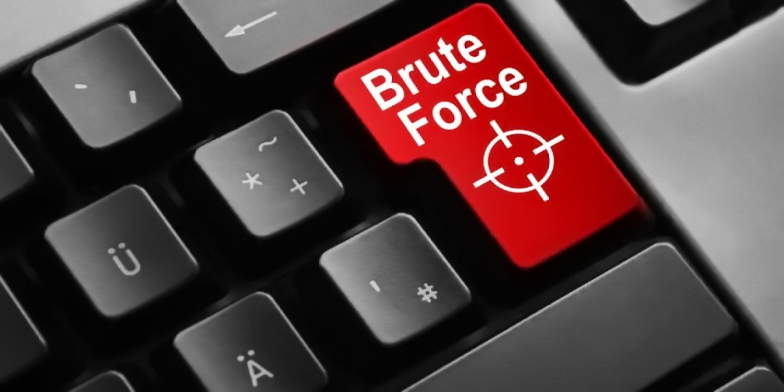 brute force attacks on RDP