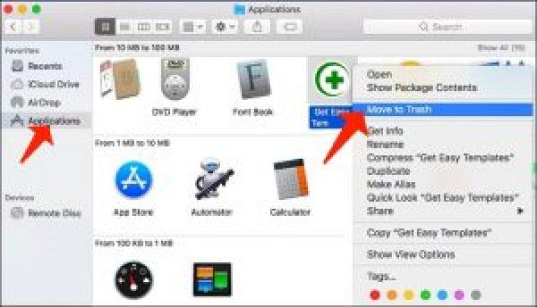 Löschen Sie Browser-Hijacker vom Mac