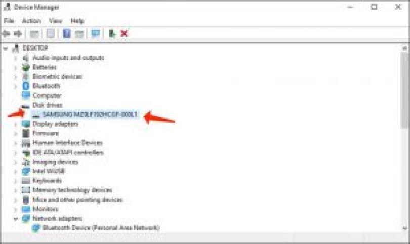 DPCウォッチドッグ違反エラー-SSDファームウェアの最新バージョンをインストールします