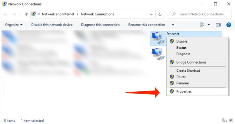 Amend TCP/IP Settings On Your Own