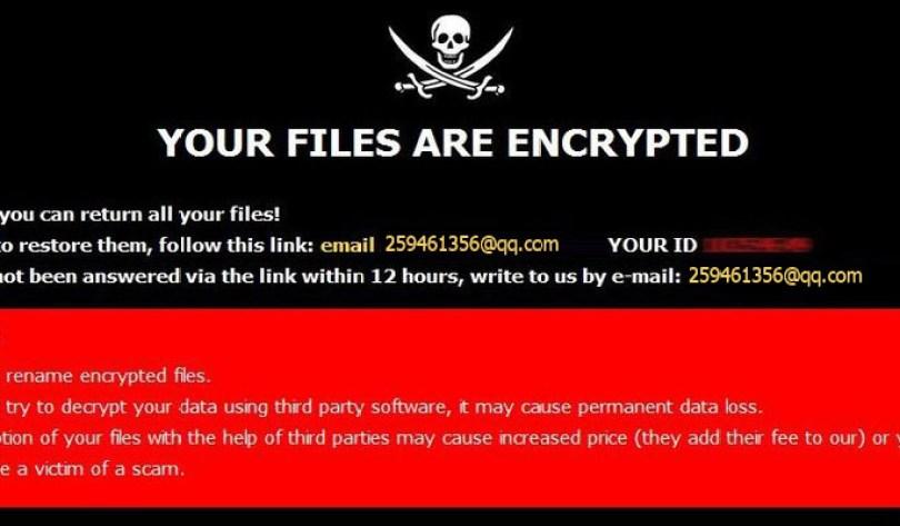 [259461356@qq.com].259 virus demanding message in a pop-up window