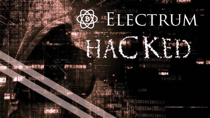 Million stolen from Electrum wallets
