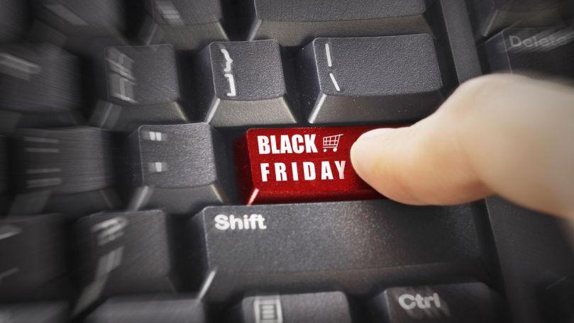 Phishing attacks ahead of Black Friday
