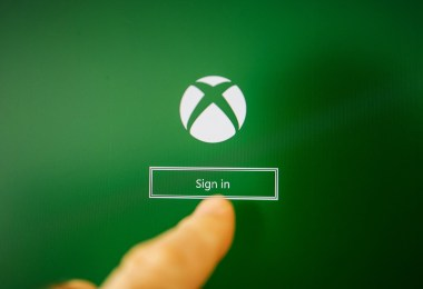 Vulnerability on the Xbox website