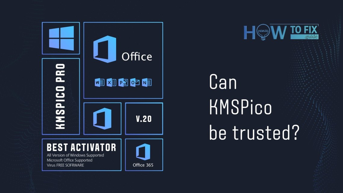 Can KMSPico be trusted?