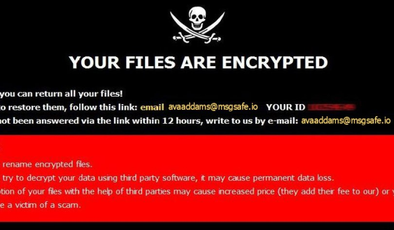 [avaaddams@msgsafe.io].Avaad virus demanding message in a pop-up window