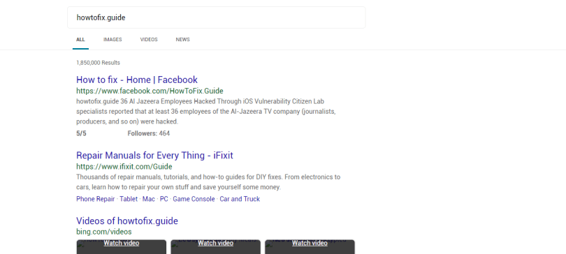 Windows Search Exp hijacker - Windowssearch-exp.com