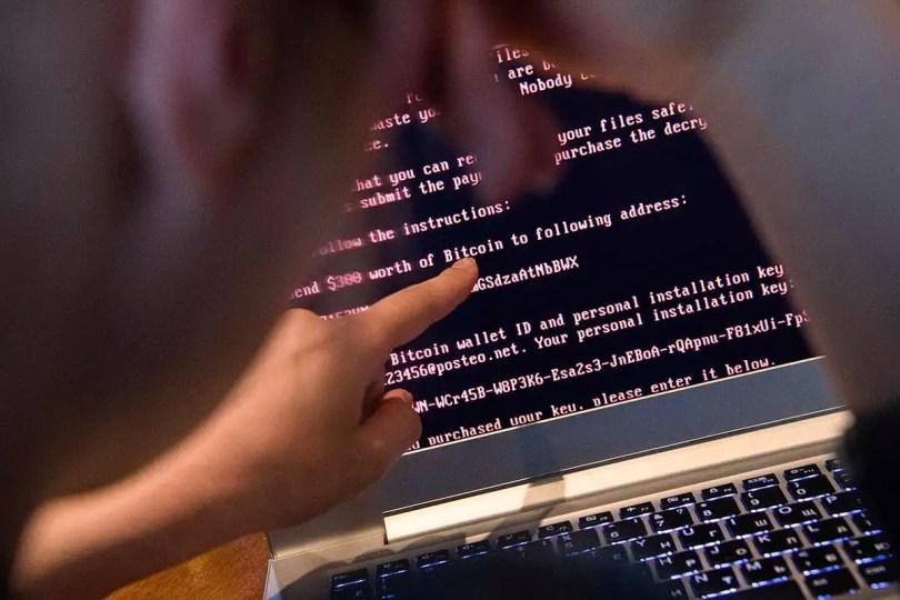 Ransom amount in ransomware attacks