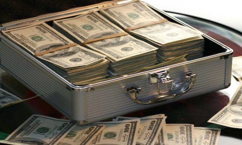 Ziggy returns money to victims