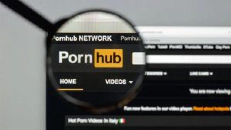 pornhubウェブサイトリスクフリー