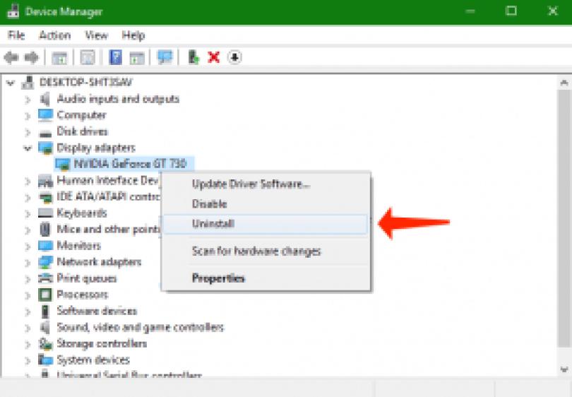 ダウンロードに失敗しました–ネットワークエラー–Windowsアンインストールデバイス