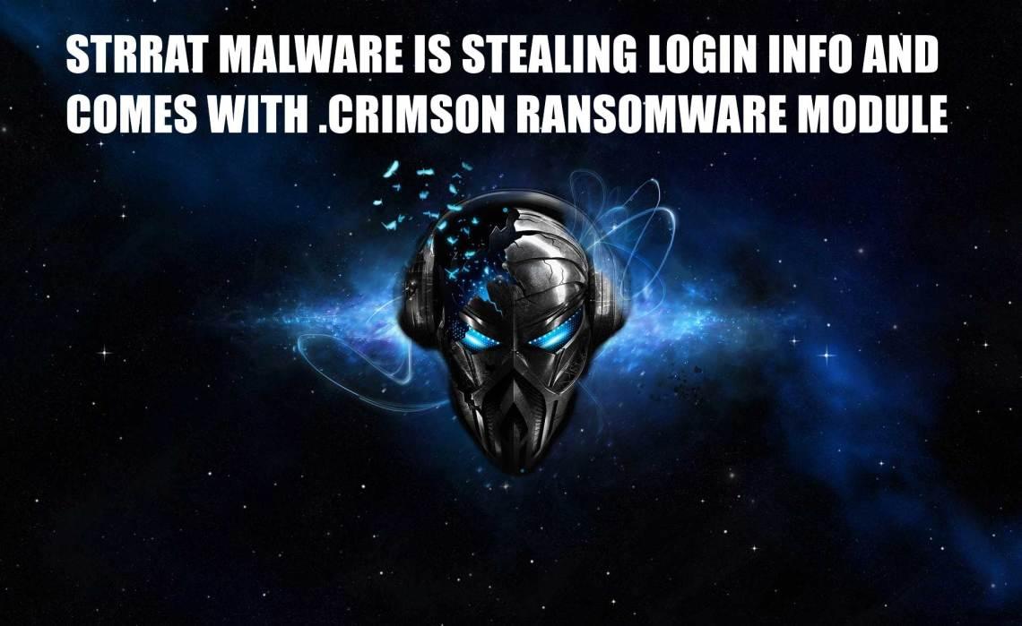 STRRAT Java Trojan
