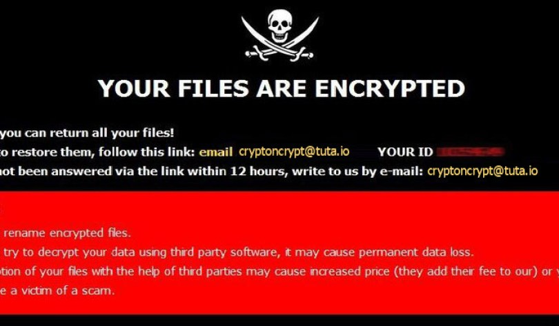[cryptoncrypt@tuta.io].cnc virus demanding message in a pop-up window