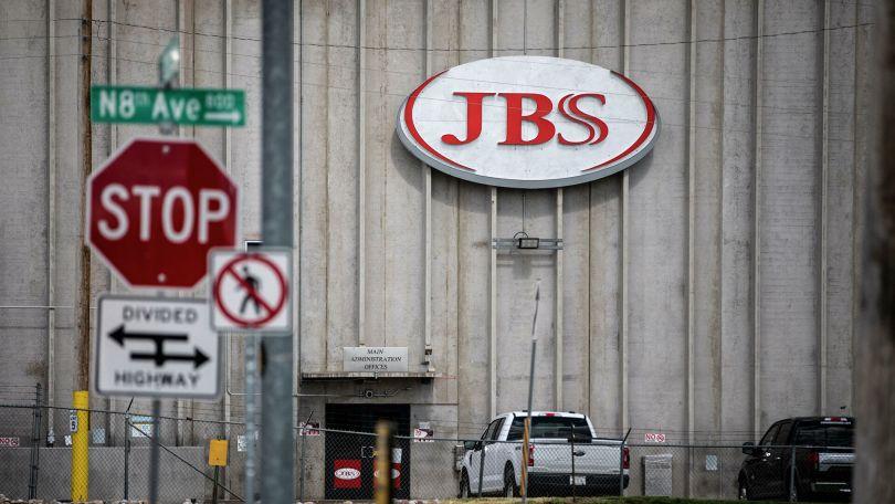 REvil attack on JBS