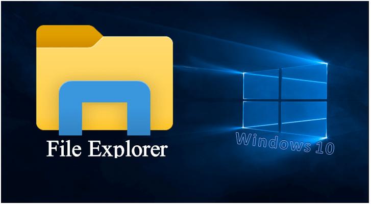 file explorer windows 10