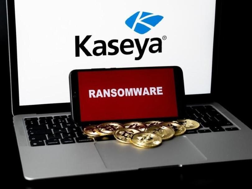 decryptor for REvil ransomware