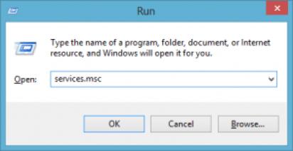 Windows 10 - 運行服務 msc