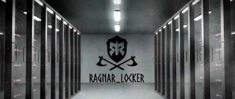 Ragnar Locker ransomware operators