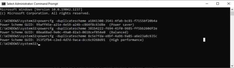 fix CsEnabled - run commands command prompt