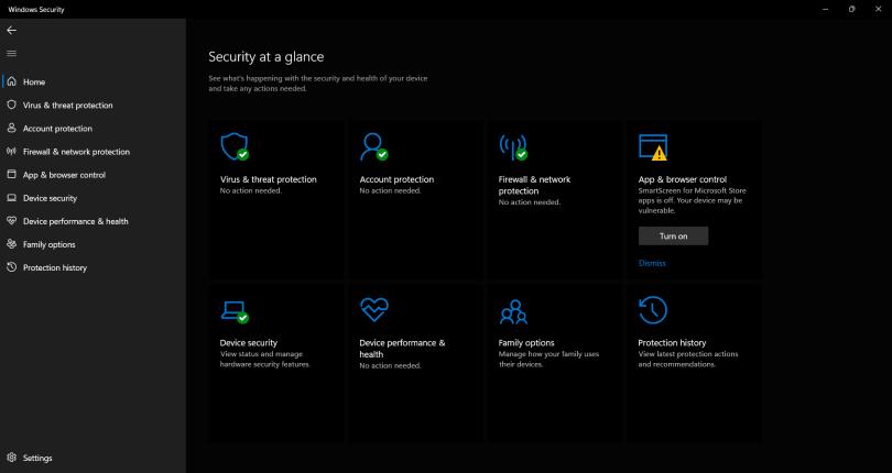 Windows Defender Windows 11