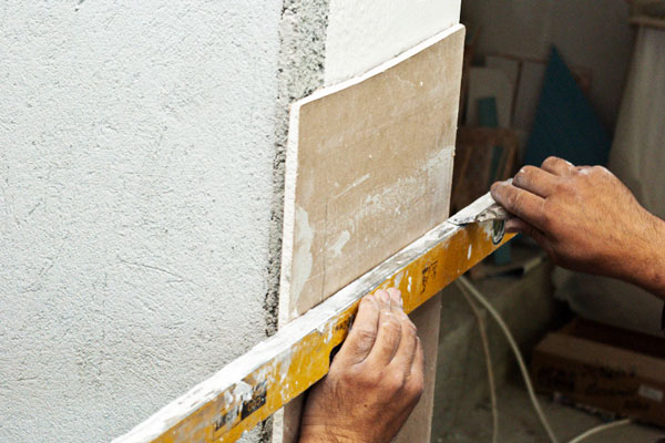 Scoring-drywall